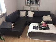 Orginal Ledercouch - Sofa /
