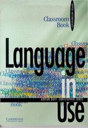 Language in Use Upper-Intermediate Classroom