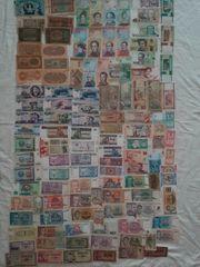 Banknoten Sammlung 100 Stücke