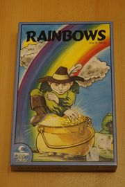 Rainbows Brettspiel Kartenspiel