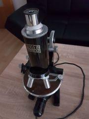 Mikroskop von M Klein Wetzlar