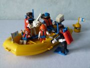 Playmobil 3479 Schlauchboot mit Tauchern