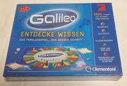 Galileo entdecke Wissen von Clementoni