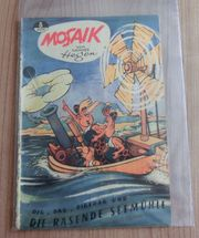1 - 229 komplette Sammlung Mosaik