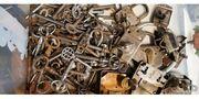 Alte Schlüssel und Schlösser