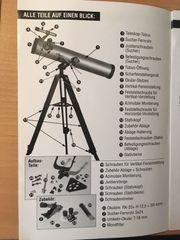Spiegel Teleskop von Optus