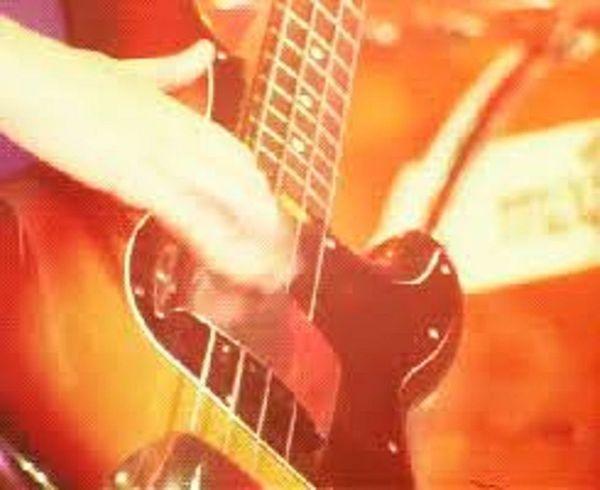 Bassist frei für Jazz Fusion