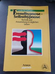 Fremdhypnose-Selbsthypnose Technik u Anwendung im