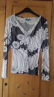 Coolwater Damenbluse mit V-Ausschnitt Blusen