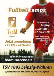 Fußballcamp vom 03 08 2020 -