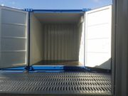 Garage-Selfstorage-Lager-Einlagerung- Abstellraum Licht Strom Video