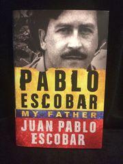 Juan Pablo Escobar My Father