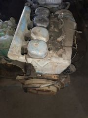 Deutz 4 Zylinder Motor defekt