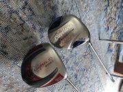 Golfschläger 2 Eisensets und 2