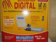 Single-Sat Anlage Technisat DigiDish Digit