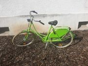 Holland Fahrrad Cruiser Cityrad Ortler