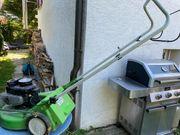 Rasenmäher defekt zu verschenken