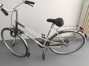 Fahrrad wenig gebraucht Unisex nur