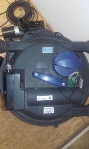 Teich Filter mit Pumpen und