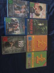 DVDs und PS4 Spiele