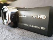 Panasonic Full HD Camcorder Zubehör