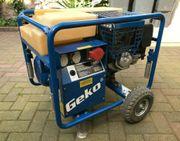 Geko Stromerzeuger Typ 6501 ED-AA