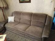 Couch Polstergarnitur 3-Sitzer 2-Sitzer