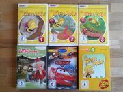 DVDs Die Biene Maja Cars
