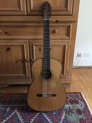 Spanische Gitarre von Jaime Ribot