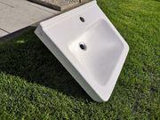 1 oder 2 Waschbecken 600x450