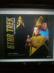 Silber Münze Star Trek