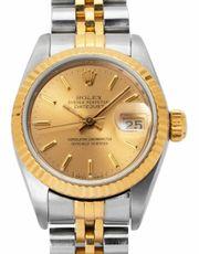 Rolex Lady-Datejust 69173 Stahl Automatik