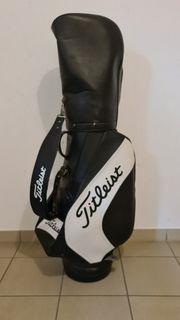 Golfausrüstung 1 Tasche und 16