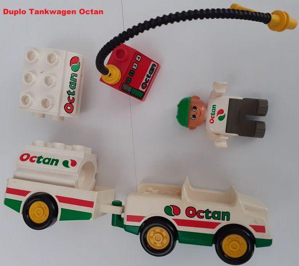 Lego Duplo Octan Tankwagen