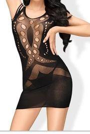 Sexy Kleid Schwarz 2