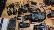 Sony PXW-FS7 4K Super35 Videokamera