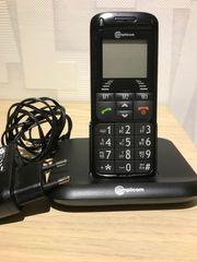 amplicom Powertel M 5000 Senioren-Handy