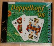 CD-ROM - Doppelkopf - PC-Spiel - Karten-Spiel - noch