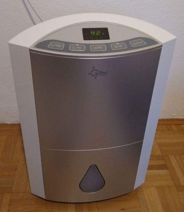 Suntec Luftentfeuchter Dryfix 20 Design