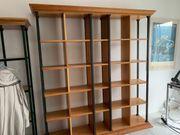 Bücherregale aus Kirschholz