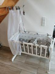 Babywiege Roba mit Ausstattung Little