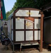 Grill Imbiss Verkaufswagen