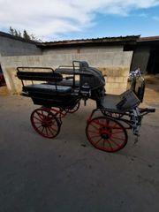 verkaufe Kutsche für Pferde mittlerer