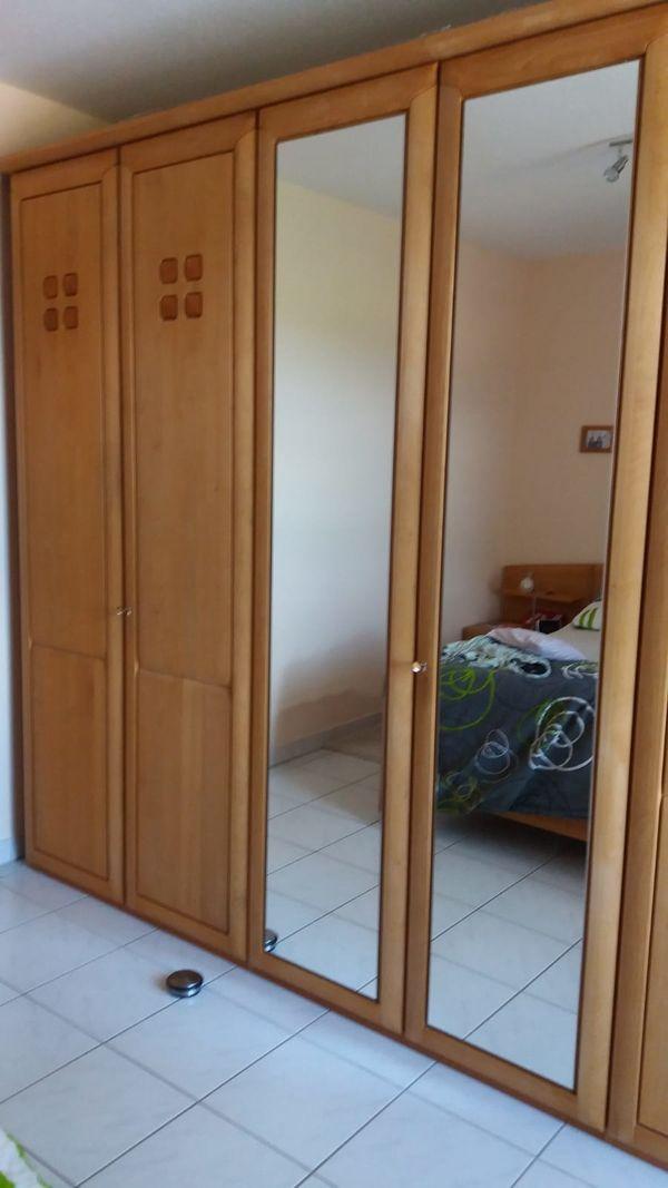Schlafzimmer Erle teilmassiv in Litzendorf - Schränke, Sonstige ...