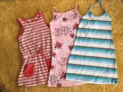 3 süße Kleider