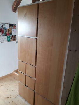 Schränke, Sonstige Schlafzimmermöbel - IKEA Kleiderschrank Rakke
