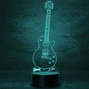 GIBSON Les Paul Gitarren LED