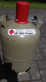Propangasflasche Campinggasflasche