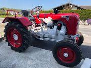 Steyr T84 restauriert