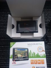 NAVIGON 40 Plus Navigationssystem 10